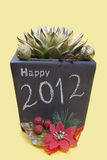 Happy 2012 Royalty Free Stock Photos
