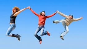 We are happy Stock Photos