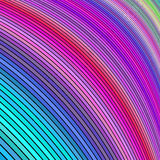 Happy abstract vector fractal design background Stock Image