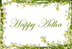 Happy Adha Stock Images