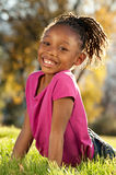 Happy African American Child Royalty Free Stock Photography