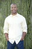 Happy African American Male Royalty Free Stock Photography