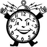 Happy Alarm Clock Stock Images