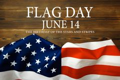 Free Happy American Flag Day Background Royalty Free Stock Photo - 150692375