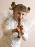 Happy angel Royalty Free Stock Image