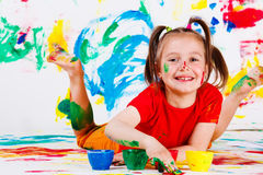 Free Happy Artist Stock Image - 19539051