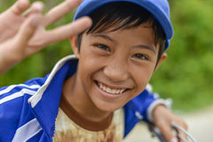 Asian kid Stock Photo