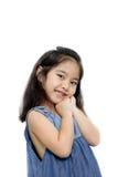 Happy Asian Kid Royalty Free Stock Image