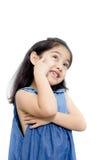 Happy Asian Kid Royalty Free Stock Photos