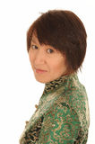Happy Asian woman Royalty Free Stock Photography