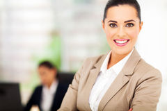 Caucasian businesswoman Royalty Free Stock Image