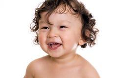 Happy baby. Royalty Free Stock Photo