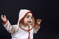 Happy baby Stock Photography