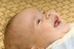 Happy Baby Royalty Free Stock Photography