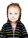 Happy baby boy Royalty Free Stock Photography