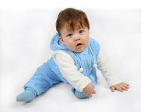 Happy baby-boy Royalty Free Stock Images