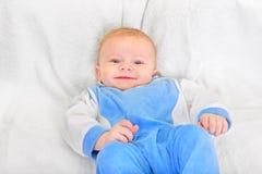 Happy Baby Boy Royalty Free Stock Image