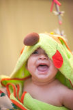 Happy baby girl Royalty Free Stock Photography