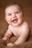 Happy Baby Royalty Free Stock Image
