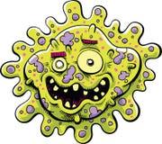 Happy Bacteria Stock Photo