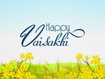 Happy Baisakhi Royalty Free Stock Images