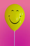 Happy balloon Stock Photos