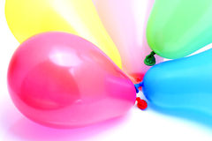 Happy Balloons Royalty Free Stock Images