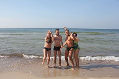 Happy Baltica Stock Photography