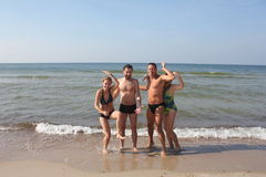 Happy Baltica Royalty Free Stock Photo