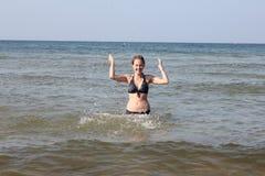Happy Baltica Stock Photo