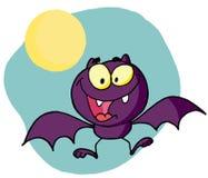 Happy bat Royalty Free Stock Photo