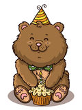 Happy bear. Royalty Free Stock Photos