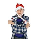 Happy beautiful boy Stock Images