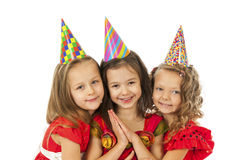 Happy beautiful children Stock Photo