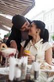 Happy Beautiful couple Royalty Free Stock Photography