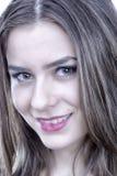 Happy Beautiful Woman Smiling Stock Photo