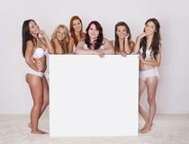 Happy beauty girls Royalty Free Stock Photo
