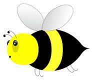 Happy Bee Royalty Free Stock Photos