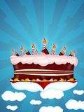 Happy birtday Royalty Free Stock Photography