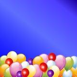Happy birth day card Royalty Free Stock Photos