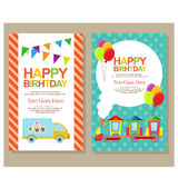 Happy birth day Royalty Free Stock Image