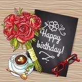 Happy birthay Stock Image