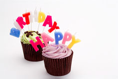 Happy Birthday Stock Photography
