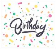 Free Happy Birthday Stock Images - 160084894