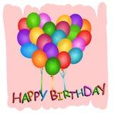 Happy Birthday! Royalty Free Stock Photo