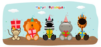 Free Happy Birthday Stock Photos - 26279543