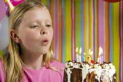 Happy Birthday stock images