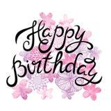 Happy_Birthday2 Στοκ Εικόνα