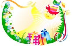 Happy_birthday Fotografia Stock