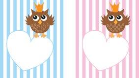 Happy birthday or baby shower Royalty Free Stock Photo